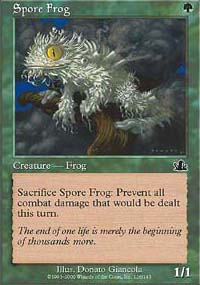 Spore Frog - Prophecy