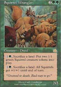 Squirrel Wrangler - Prophecy