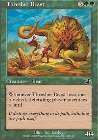 Thresher Beast - Prophecy