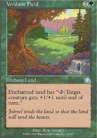Verdant Field - Prophecy