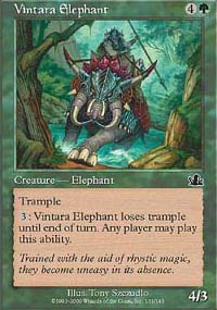 Vintara Elephant - Prophecy