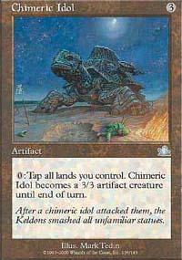 Chimeric Idol - Prophecy