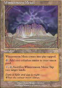 Wintermoon Mesa - Prophecy