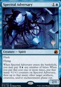 Spectral Adversary - Planeswalker symbol stamped promos