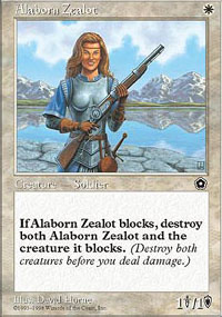 Alaborn Zealot - Portal Second Age