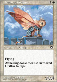 Armored Griffin - Portal Second Age