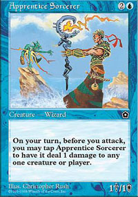 Apprentice Sorcerer - Portal Second Age