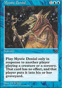 Mystic Denial - Portal Second Age