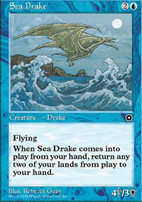 Sea Drake - Portal Second Age