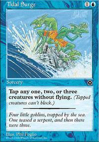 Tidal Surge - Portal Second Age