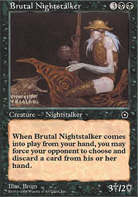 Brutal Nightstalker - Portal Second Age