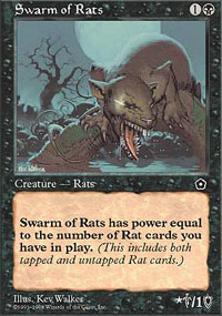 Swarm of Rats - Portal Second Age