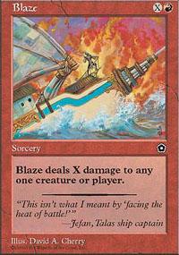 Blaze - Portal Second Age