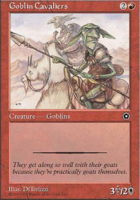 Goblin Cavaliers - Portal Second Age