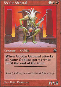 Goblin General - Portal Second Age