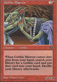 Goblin Matron - Portal Second Age
