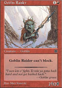 Goblin Raider - Portal Second Age
