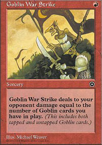 Goblin War Strike - Portal Second Age