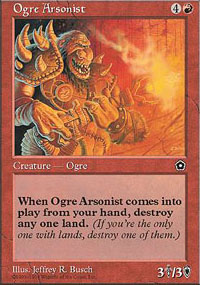 Ogre Arsonist - Portal Second Age