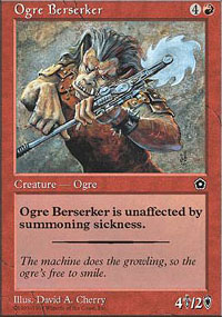 Ogre Berserker - Portal Second Age