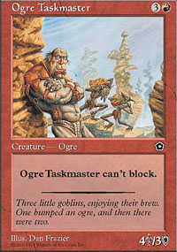 Ogre Taskmaster - Portal Second Age