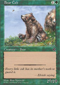 Bear Cub - Portal Second Age