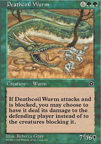 Deathcoil Wurm - Portal Second Age