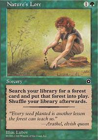 Nature's Lore - Portal Second Age