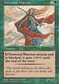 Norwood Warrior - Portal Second Age
