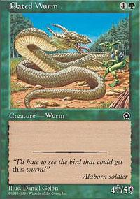Plated Wurm - Portal Second Age