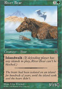 River Bear - Portal Second Age