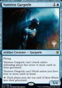 Vantress Gargoyle - Planeswalker symbol stamped promos