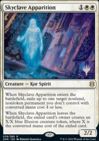 Skyclave Apparition - Planeswalker symbol stamped promos