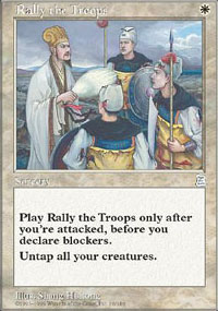 Rally the Troops - Portal Three Kingdoms