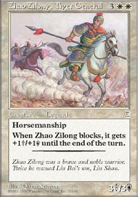 Zhao Zilong, Tiger General - Portal Three Kingdoms