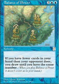 Balance of Power - Portal Three Kingdoms