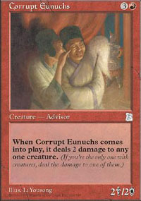 Corrupt Eunuchs - Portal Three Kingdoms