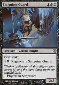 Sanguine Guard - Phyrexia vs. The Coalition