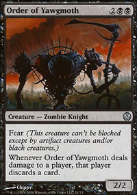 Order of Yawgmoth - Phyrexia vs. The Coalition