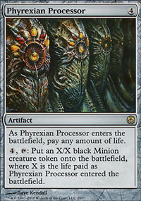Phyrexian Processor - Phyrexia vs. The Coalition