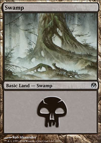 Swamp 1 - Phyrexia vs. The Coalition