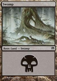 Swamp 1 - Phyrexia vs. The Coalition