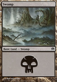 Swamp 2 - Phyrexia vs. The Coalition