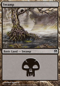 Swamp 3 - Phyrexia vs. The Coalition