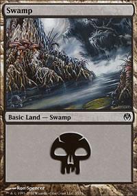 Swamp 4 - Phyrexia vs. The Coalition