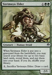 Yavimaya Elder - Phyrexia vs. The Coalition