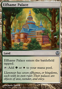Elfhame Palace - Phyrexia vs. The Coalition