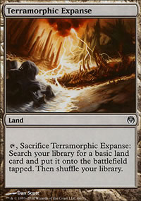 Terramorphic Expanse - Phyrexia vs. The Coalition