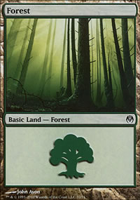 Forest 1 - Phyrexia vs. The Coalition