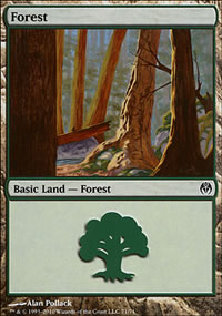 Forest 2 - Phyrexia vs. The Coalition